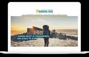 Website Hanno.nu